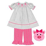 Smock Pant Suit 3LittlePigs