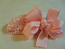Posh Pink Pearl Head Band