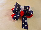 American Spirit  Hair Bow